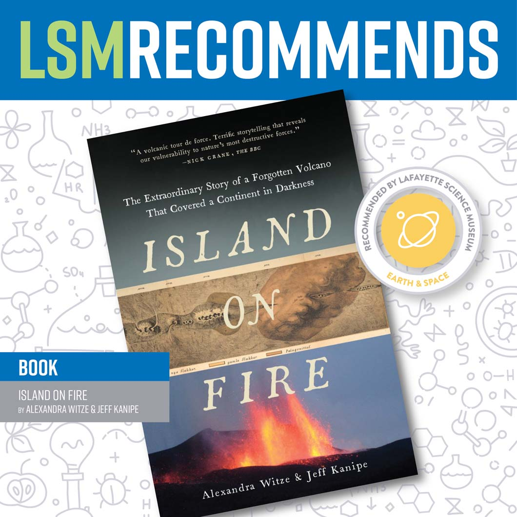 August 14 • Island on Fire