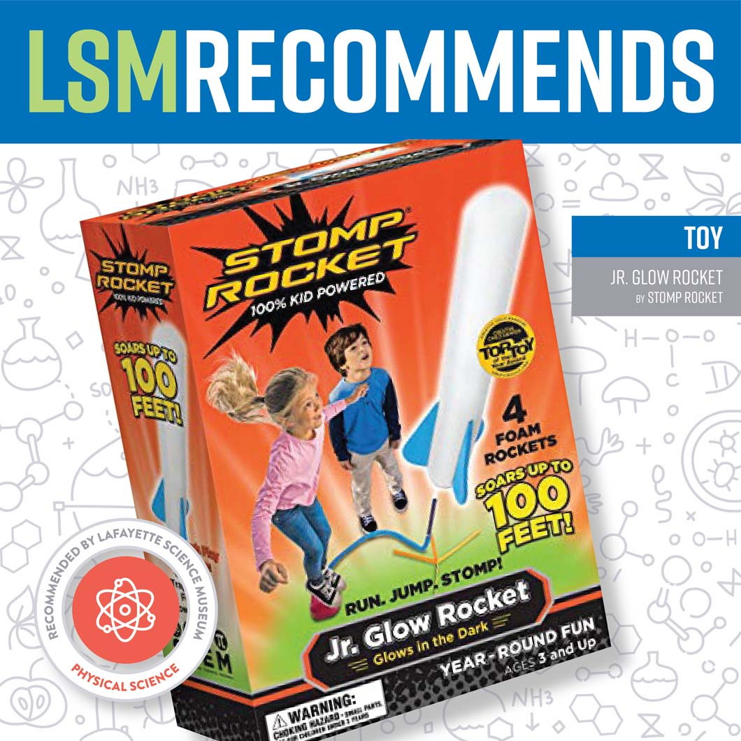 July 3 • Jr. Glow Stomp Rocket