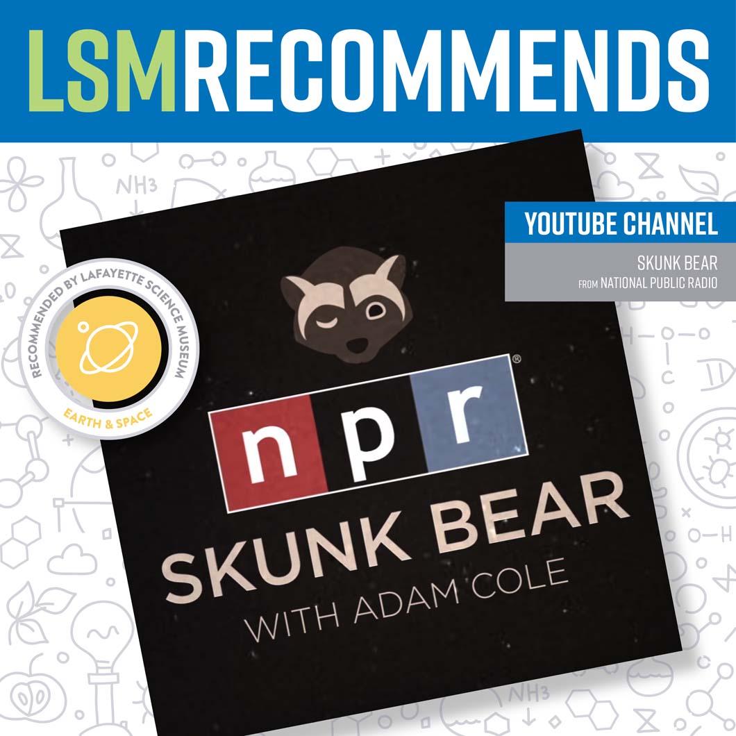 July 17 • Skunk Bear