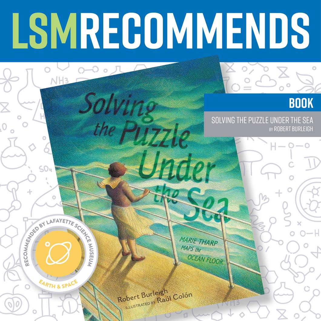 June 26 • Solving the Puzzle Under the Sea