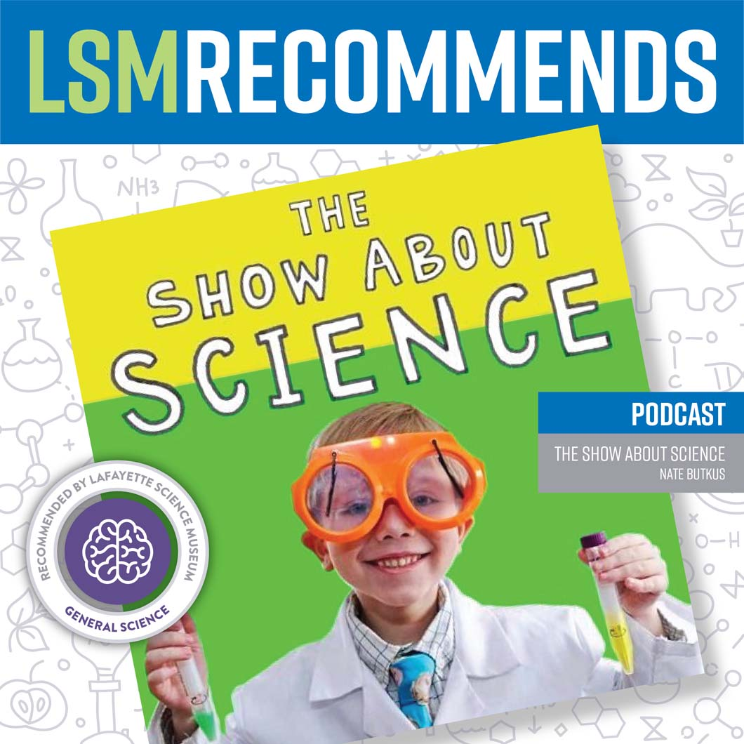 May 29 • The Show About Science